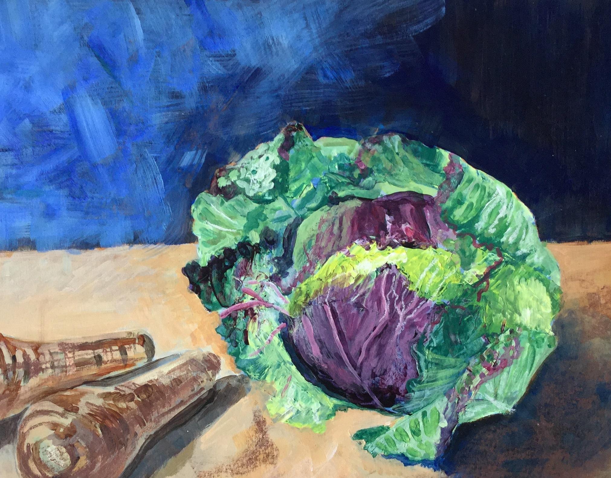 Throbbing Cabbage